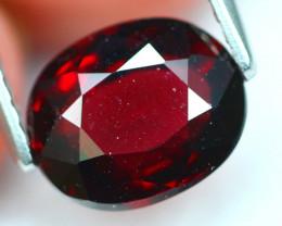 Rhodolite 2.46Ct Natural VVS Cherry Red Rhodolite Garnet 19AF899
