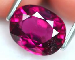 Rhodolite 3.50Ct Natural VVS Cherry Red Rhodolite Garnet 19AF900
