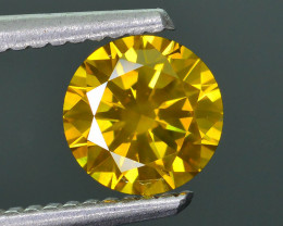 AAA Grade 1.04 ct Orange Diamond SKU-16