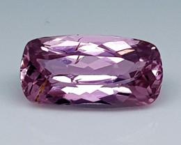 3.65 Crt  Pink Kunzite Natural Gemstones JI46