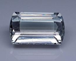 4.55 Crt  Aquamarine Natural Gemstones JI46