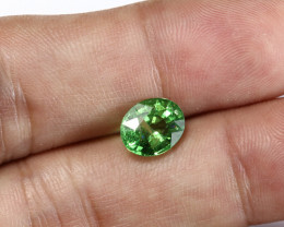2.51ct. Lab Certified Tsavorite Garnet