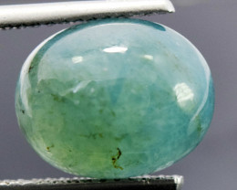 NR Auction 9.30 Carats Top Quality Rare Grandedirite Cabochon
