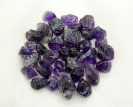 329 Ct Rough Amethyst From Africa
