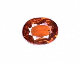 1.22 Crt  Spessartite Garnet Faceted Gemstone (R50)