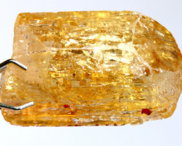 13.15 CTS BRAZILIAN TOPAZ CRYSTAL  ROUGH  RG-4564