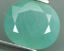2.80 cts Natural Green Grandidierite No heat madagascar