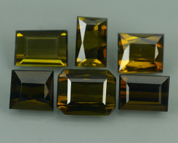 4.20 CTS OCTAGON CUT 100%NATURAL MOZAMBIQUE TOURMALINE GEM