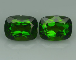 3.35 CTS NATURAL UNHEAT CHROME DIOPSIDE