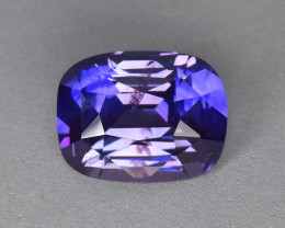 3.67 Cts Gorgeous Beautiful Unheat Natural Color Change Sapphire
