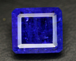 AAA Color 9.70 Ct Natural Tanzanite ~ Amazing Color