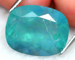 Fluorite 10.23Ct Natural Green Color Fluorite A2117