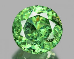 0.82 Cts Untreated Color Changing Natural Demantoid Garnet Gemstone