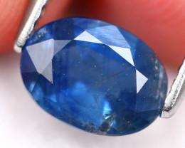 Blue Sapphire 1.40Ct Natural Madagascar Blue Sapphire D2102