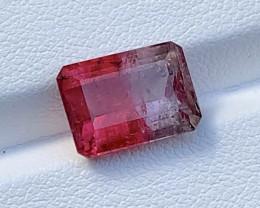 5.97 Carats Natural Bi Color Tourmaline Gemstone