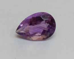 12x8mm AMETHYST NATURAL Untreated GEMSTONE VAF238