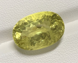 10.79 Carats  Lemon Quartz Gemstones