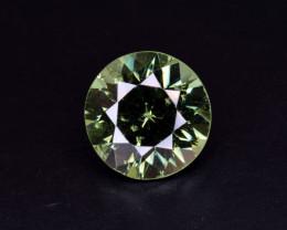 Natural Demantoid Garnet 2.20 Cts, Full Sparkle Faceted Gemstone