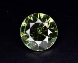 Natural Demantoid Garnet 2.23 Cts, Full Sparkle Faceted Gemstone