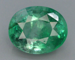 AAA Grade 4.85 Ct Natural Ethiopian Emerald ~ H