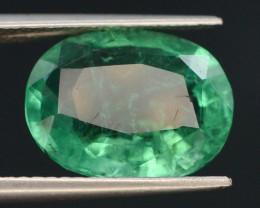 AAA Grade 4.65 Ct Natural Ethiopian Emerald ~ H