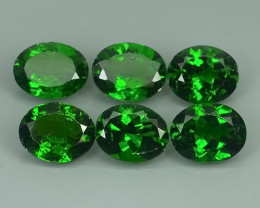 15.05 CTS MARVELOUS RARE NATURAL TOP GREEN- CHROME DIOPSIDE DAZZLING