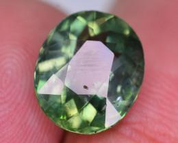4.10 Ct Gorgeous Color Natural Apatite. T