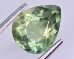 3.80 Ct Gorgeous Color Natural Apatite. T