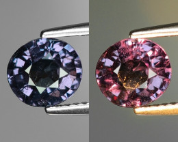 Rarest Garnet 1.70 Cts Phenomenal Full Color Change Madagascar CC11
