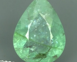 CERTIFIED 6.794 CTS NATURAL PARAIBA TOURMAILNE BRAZIL