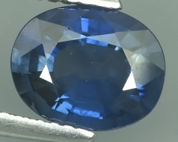 CERTIFIED 2.666 CTS AWESOMEBLUE SAPPHIRE FACET GENUINE MADAGASCAR