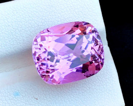 21.65 Carats Natural Pink Fancy Kunzite Gemstone