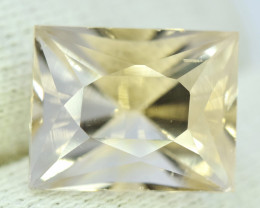 11.50 Carats Fancy Cut Morganite Gemstone