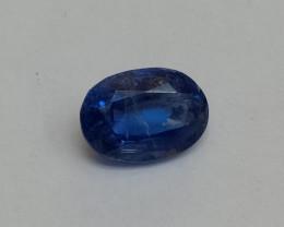 7x5mm Kyanite Natural Untreated Faceted Gemstone VAF283