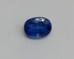 8x6mm Kyanite Natural Untreated Faceted Gemstone VAF291