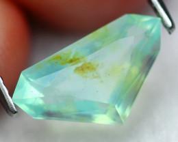 Paraiba Opal 1.77Ct Natural Peruvian Paraiba Blue Color Opal A2312