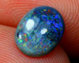 Opal 0.76Ct Colorful Lightning Ridge Opal A2321