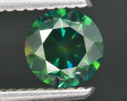 AAA Grade 1.0 ct Green Diamond SKU-16