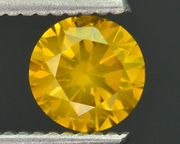AAA Grade 0.99 ct Yellow Diamond SKU-16