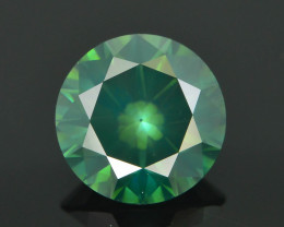 AAA Grade 1.05 ct Green Diamond SKU-16