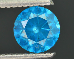 AAA Grade 1.30 ct Blue Diamond SKU-16