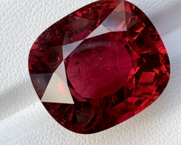 33.65 Carats Natural Color Rubellite Tourmaline Gemstone