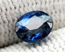 0.85 CT  BLUE SAPPHIRE  BEST QUALITY GEMSTONE IIGC59