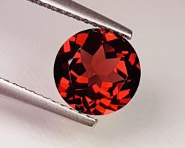 2.29 ct Top Quality Gem Oval Cut Top Luster Rhodolite Garnet