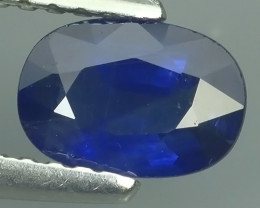 1.30 CTS WOW!! BEAUTY~MAJESTIC RARE NATURAL BLUE SAPPHIRE MADAGASCAR