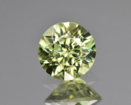 Natural Demantoid Garnet 1.20 Cts, Full Sparkle Faceted Gemstone