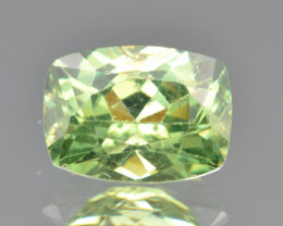 Natural Demantoid Garnet 1.39 Cts, Full Sparkle Faceted Gemstone