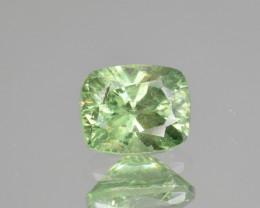 Natural Demantoid Garnet 1.72 Cts, Full Sparkle Faceted Gemstone