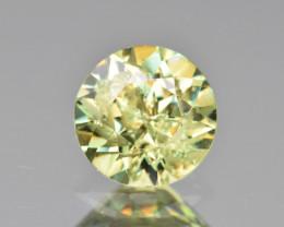Natural Demantoid Garnet 1.80 Cts, Full Sparkle Faceted Gemstone