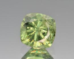 Natural Demantoid Garnet 1.87 Cts, Full Sparkle Faceted Gemstone